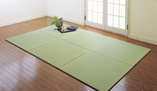 畳で模様替えをしてみませんか!
